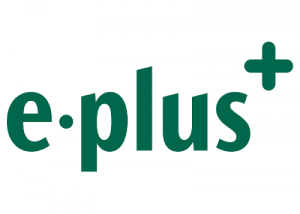 transparentes e-plus Logo