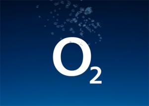 transparentes O2 Logo