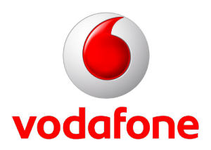 transparentes Vodafone Logo